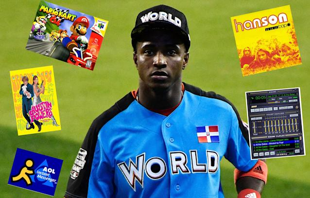 Some things that came out in 1997 before Victor Robles was born. (Getty Images)