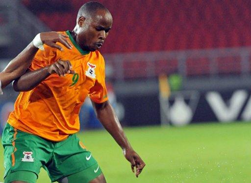 Africa Cup champions Zambia win Mandela Challenge