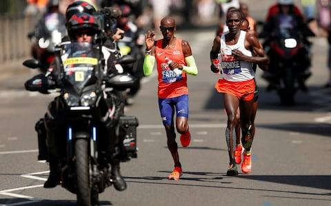 farah - Credit: REUTERS