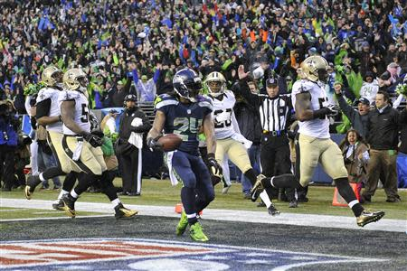 NFL: Divisional Round-New Orleans Saints at Seattle Seahawks