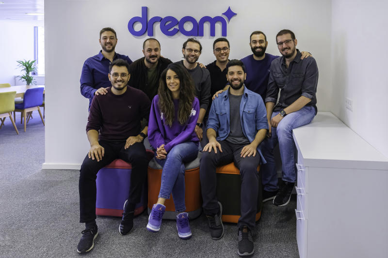 Dream Games - Team Photo