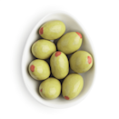 """<p><strong>Sugarfina</strong></p><p>sugarfina.com</p><p><strong>$8.95</strong></p><p><a href=""""https://www.sugarfina.com/martini-olive-almonds"""" rel=""""nofollow noopener"""" target=""""_blank"""" data-ylk=""""slk:BUY NOW"""" class=""""link rapid-noclick-resp"""">BUY NOW</a></p><p>No, these aren't real olives—they're chocolate-covered almonds masquerading as the classic cocktail garnish.</p>"""