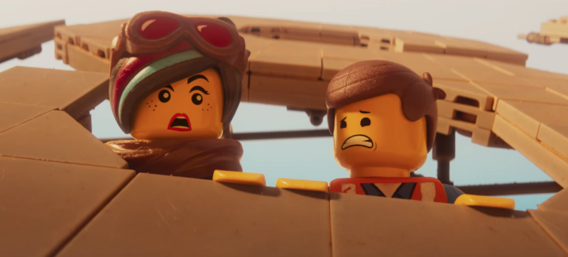 Everything S Not So Awesome In The Lego Movie 2 Trailer Watch