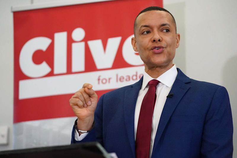 "Clive Lewis has claimed Brexit was used to ""divide communities"": Getty Images"