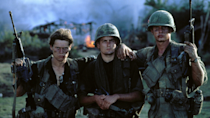 <p> Platoon comes with an added boost of authenticity as writer-director Oliver Stone lived through the horrors of the Vietnam war. Stone was part of the US infantry for 14 months, channelling his experiences into his ensemble flick that follows Charlie Sheen's character as he jacks in his studies to serve his country. It's believed that this is the first Vietnam film to hail directly from someone who saw action. Stone knew himself how conflict rocks the psyche. Likewise, the squalor of jungle warfare has rarely been more palpable, but Stone puts things in perspective in a gruelling scorched earth raid on a Vietnamese village. </p>