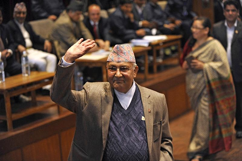 Prachanda all set to become new Nepal PM
