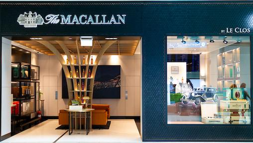 The Macallan Red Collection Launches at The Macallan Boutique by Le Clos at Dubai International Airport