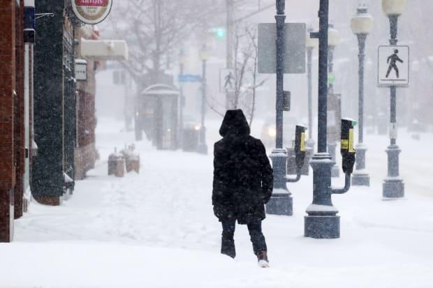 Parts of the province expected to get hit with more snow this week. (Shane Magee/CBC - image credit)