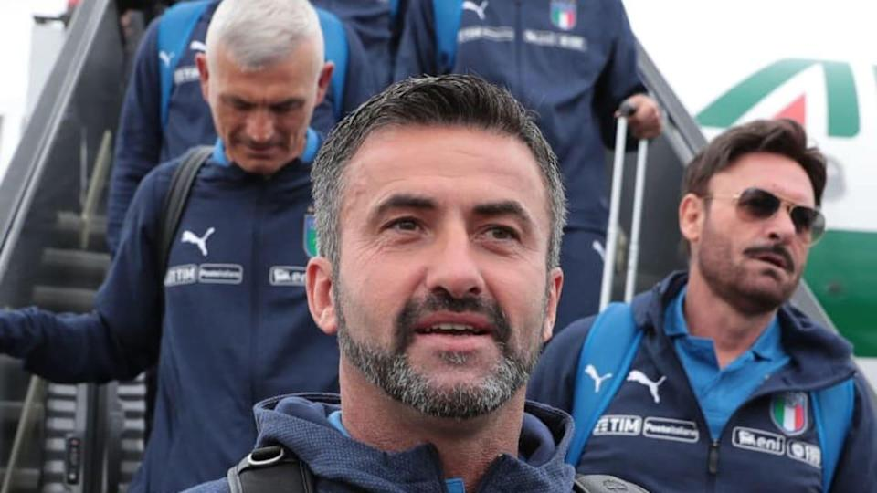 Christian Panucci   Emilio Andreoli/Getty Images
