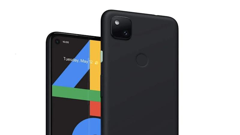Google Pixel 4a gets auto-brightness and touch-sensitivity improvements via update