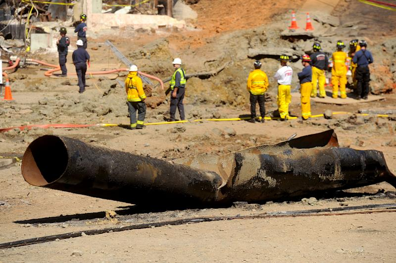 Utility: Claims from Calif. gas line blast $565M