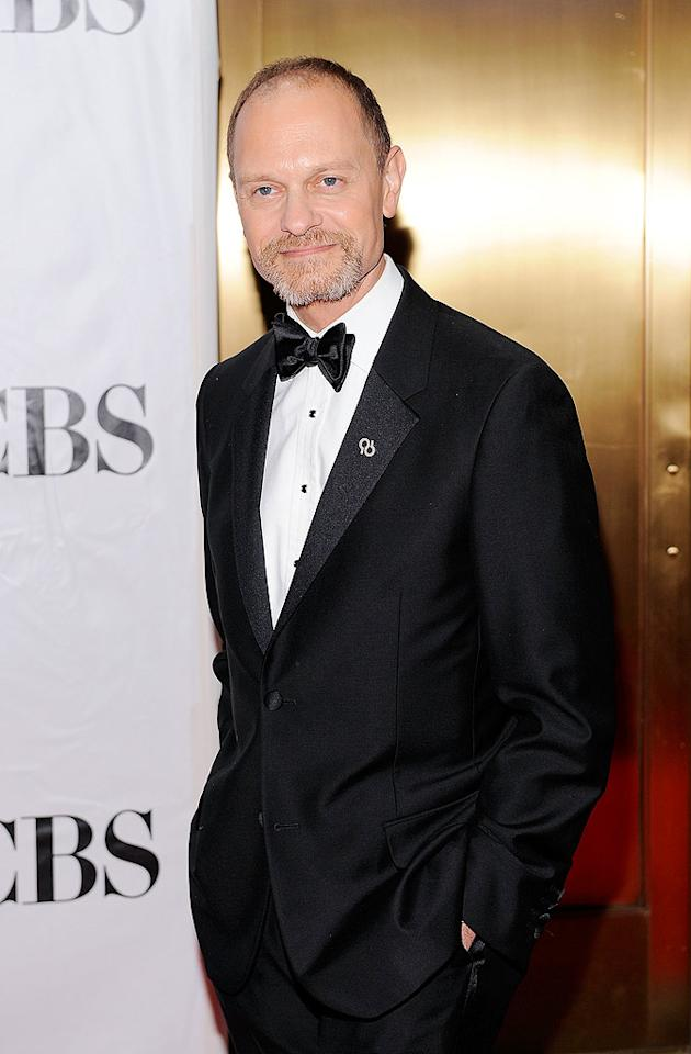 """For years, former """"Frasier"""" star David Hyde Pierce stayed mum about his personal life, including the fact that he's gay. But in 2007, he confirmed his long-term relationship with Brian Hargrove. The couple said """"I do"""" in 2008, less than two weeks before California outlawed gay marriage. Jemal Countess/<a href=""""http://www.wireimage.com"""" target=""""new"""">WireImage.com</a> - June 13, 2010"""