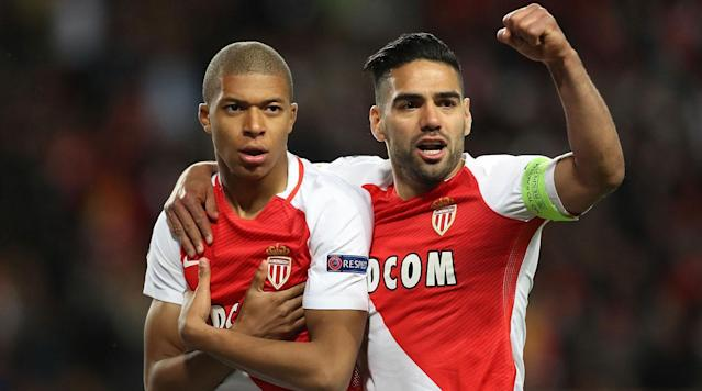 Monaco finished off an emotional series with Borussia Dortmund and advanced to the Champions League semifinals, beating Dortmund 3-1 on the day and 6-3 on aggregate, continuing its sensational run through the competition.