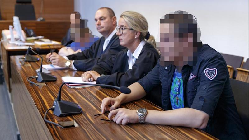 GERMANY TRIALS STAUFEN PEDOPHILES