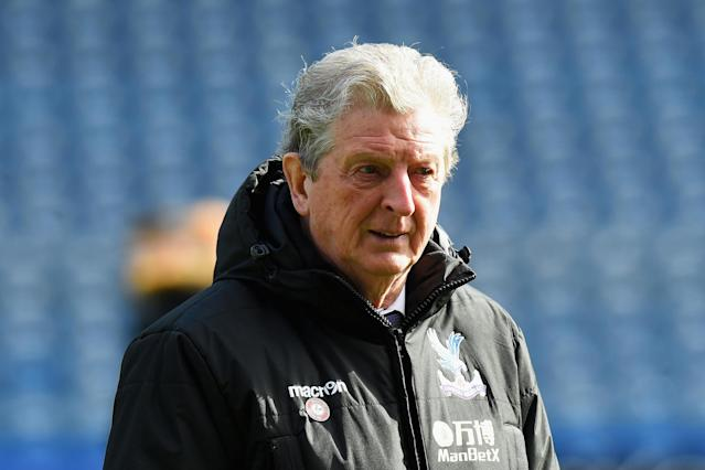 Roy Hodgson delighted with 'vital' points as Crystal Palace end winless run