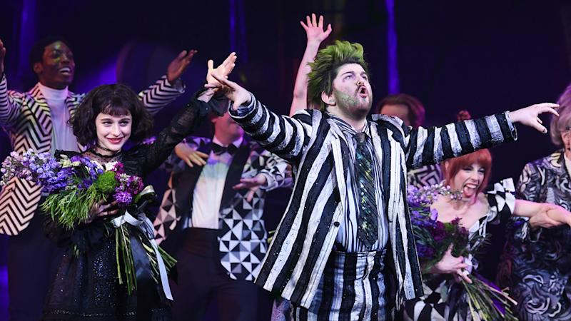 Beetlejuice Musical Team Hopes To Attract New Audiences To Broadway