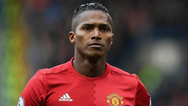 Antonio Valencia is in contention to return for Manchester United's match against Anderlecht in the Europa League.