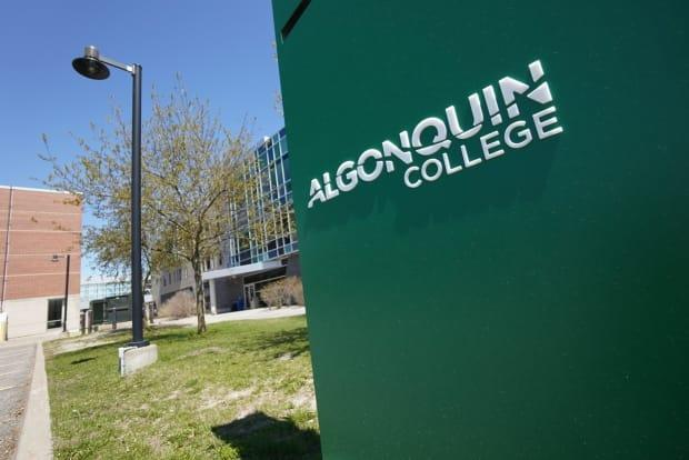 Algonquin College is mandating vaccination for all learners, employees, contractors and visitors for the upcoming term on its three campuses, including the Ottawa campus in this file photo. (Francis Ferland/CBC - image credit)