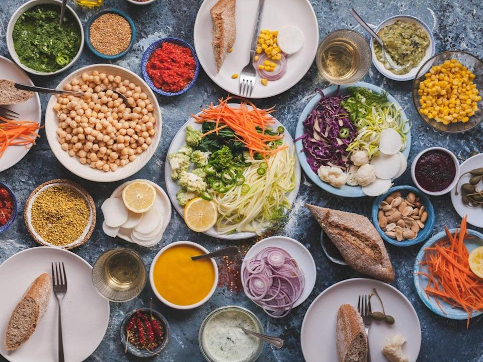Studies suggest that a Mediterranean diet, which is high in plants, fish and unsaturated fats, may reduce the risk of dementia (Getty Images/iStockphoto)