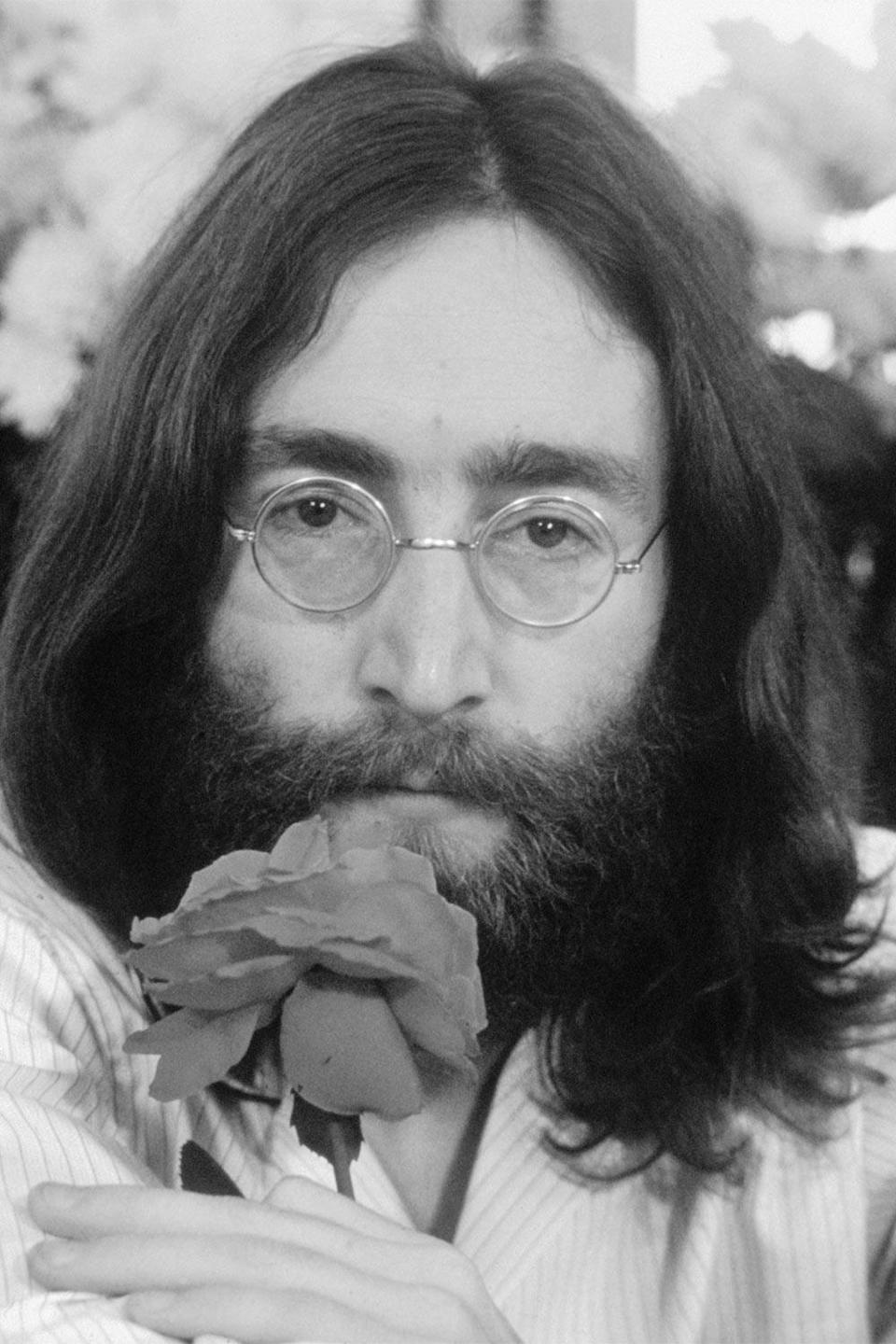 """<p>All four of The Beatles were all made Members of the British Empire (MBE) in 1965, but Lennon returned his honor four years later.</p> <p>""""I am returning my MBE as a protest against Britain's involvement in the Nigeria-Biafra thing, against our support of America in Vietnam and against Cold Turkey slipping down the charts,"""" he wrote in a letter.</p>"""