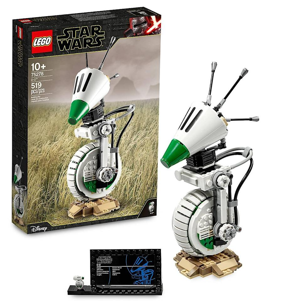 <p>The <span>Lego Star Wars D-0</span> ($70) is best suited to kids ages 10 and up, and comes out in April.</p>