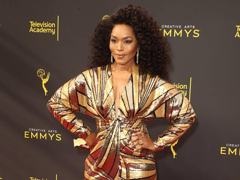 Angela Bassett never questions her glam squad's plans