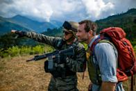 """<p>In this docuseries, ex-Royal Marine Commando and Special Forces Sergeant Jason Fox dives unarmed into billion-dollar drug cartels in Mexico, Colombia, and Peru to understand the people involved and how the cartels operate. If you think <strong>Narcos: Mexico</strong> is wild, then the real-life story will really shock you. </p> <p>Watch <a href=""""http://www.netflix.com/title/80240817"""" class=""""link rapid-noclick-resp"""" rel=""""nofollow noopener"""" target=""""_blank"""" data-ylk=""""slk:Inside the Real Narcos""""><strong>Inside the Real Narcos</strong></a> on Netflix now.</p>"""