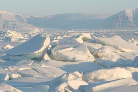 Deep Arctic Waters Still Flowed During Last Ice Age