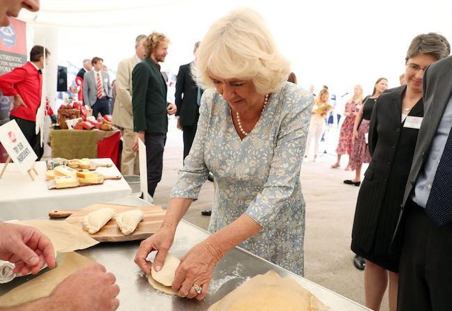 Duchess Camilla Just Proved She S A Natural In The Kitchen