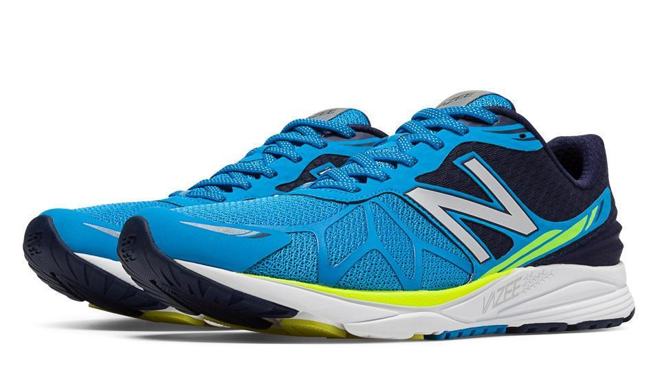 """<p>Unrestricted movement = better and faster runs. Want to help someone hit a new personal record this holiday season? Consider these.</p><p>$109.99 at <a href=""""http://www.newbalance.com/vazee-lightweight-cushioning-running-shoes-new-balance/?searchSource=vazee#"""" rel=""""nofollow noopener"""" target=""""_blank"""" data-ylk=""""slk:New Balance"""" class=""""link rapid-noclick-resp"""">New Balance</a></p>"""