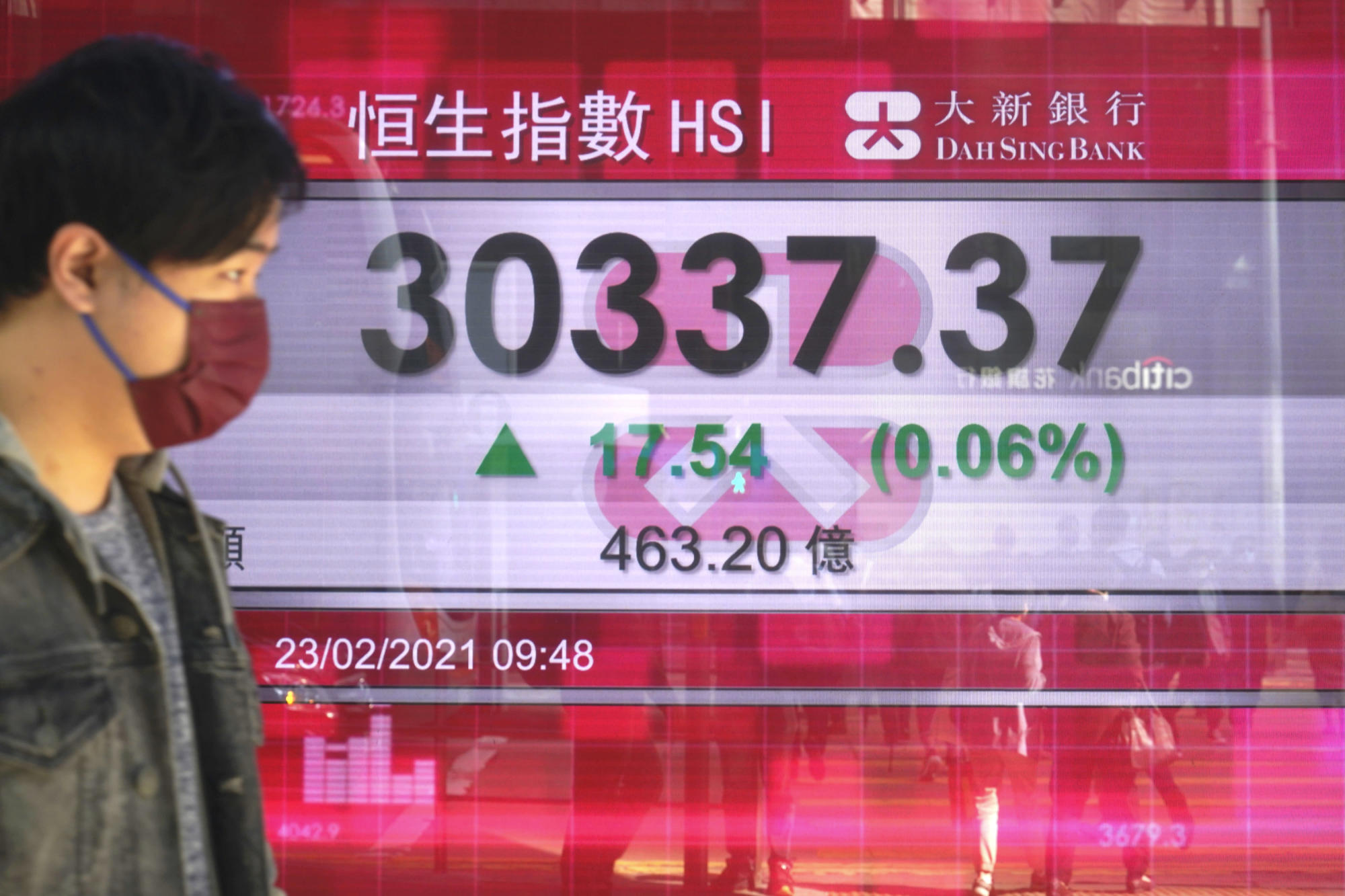 Asian shares mixed amid vaccine optimism, US tech sell-off