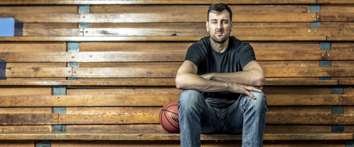 Andrew Bogut writes exclusively for Yahoo Sport Australia in the first of a weekly series. Image: Tim Bauer