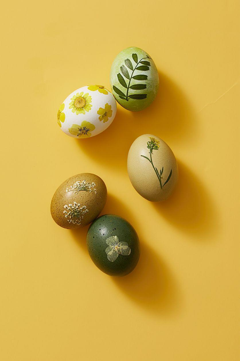 "<p>Bring the outside in with these nature-inspired beauties.</p><p><em>Get the tutorial at <a href=""https://www.goodhousekeeping.com/holidays/easter-ideas/g419/easter-egg-decorating-ideas/?slide=1"" rel=""nofollow noopener"" target=""_blank"" data-ylk=""slk:Good Housekeeping"" class=""link rapid-noclick-resp"">Good Housekeeping</a>. </em></p>"