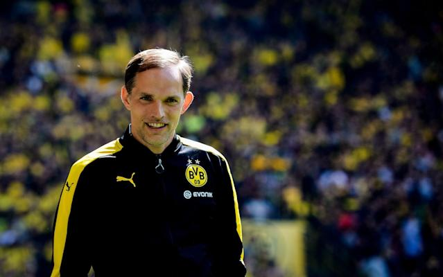 "Paris St Germain have announced the appointment of Thomas Tuchel as their new coach. The German, who has been out of work since leaving Borussia Dortmund last summer, will succeed Unai Emery at the Ligue 1 champions. Emery's two-year spell in charge at the Parc des Princes will come to an end after PSG's final game of the season at Caen on Saturday. The highly-rated Tuchel has signed a two-year contract in the French capital. The 44-year-old was appointed at Jurgen Klopp's successor at Dortmund in 2015 and won the DFB-Pokal last season, but left after falling out with the club hierarchy. Before Dortmund Tuchel was in charge of Mainz for five years. Tuchel replaces the outgoing Unai Emery Credit: AFP He will be tasked with turning big-spending PSG into a side capable of winning the Champions League. Emery's side won the domestic treble this season, but went out of the Champions League in the last 16 to Real Madrid. ""It is with great joy, pride and ambition that I join this great world football club that is Paris St Germain,"" Tuchel said on the club website. ""I look forward to working with all these great players, all of whom are among the best on the planet. ""Together with my staff we will do everything to help the team push their limits to the highest international level. PSG won the domestic treble this season Credit: getty images ""There is extraordinary potential in Paris and this is the most exciting challenge that I have received. ""I am also looking forward to experiencing the Parc des Princes, a legendary European football stadium with a fantastic atmosphere."" PSG president Nasser Al-Khelaifi described Tuchel as ""one of the most competitive European coaches to have emerged at the highest level in recent years"". He added: ""He is strongly imbued with the principles of spectacular and clinical football that have always been at the heart of German football, especially on the international scene. ""His ambitious personality, his strong taste for attacking football and his strength of character are part of the style we have always sought at Paris St Germain. This is the style that fans of our club have always looked for and admired."""