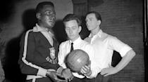 <p>Sir Stan watches as Pele catches sight of his house burning down. </p>