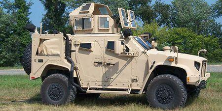 Resultado de imagen para JLTV Close Combat Weapon Carrier.