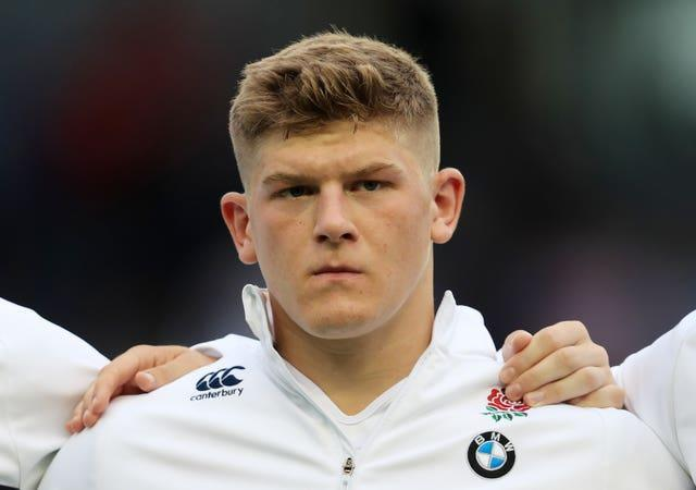 Jack Willis replaces Sam Underhill in England's squad