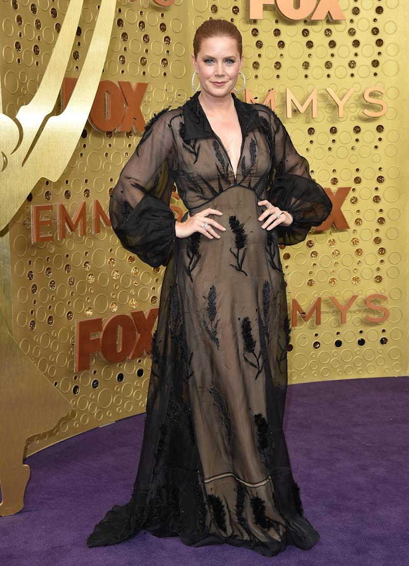 LOS ANGELES, CALIFORNIA - SEPTEMBER 22: Amy Adams attends the 71st Emmy Awards at Microsoft Theater on September 22, 2019 in Los Angeles, California. (Photo by Axelle/Bauer-Griffin/FilmMagic)