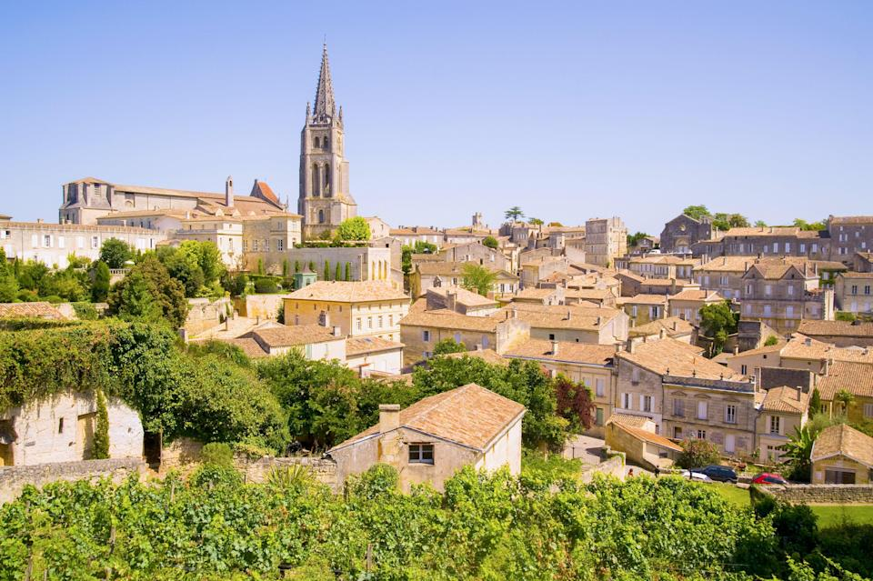 """<p><strong>Population:</strong> 1,878</p> <p><a href=""""https://www.cntraveler.com/story/wine-cruises-might-be-the-best-way-to-see-wine-country?mbid=synd_yahoo_rss"""" rel=""""nofollow noopener"""" target=""""_blank"""" data-ylk=""""slk:Bordeaux"""" class=""""link rapid-noclick-resp"""">Bordeaux</a> may be the world's most important wine region, but the vineyard-filled landscape can be a little monotonous. The medieval town of Saint-Émilion is a notable exception—the entire jurisdiction was named a <a href=""""https://www.cntraveler.com/galleries/2016-07-19/unesco-newest-world-heritage-sites?mbid=synd_yahoo_rss"""" rel=""""nofollow noopener"""" target=""""_blank"""" data-ylk=""""slk:UNESCO World Heritage Site"""" class=""""link rapid-noclick-resp"""">UNESCO World Heritage Site</a> in 1999, thanks to its """"exceptional landscape"""" and historic monuments. The town's winding, hilly streets and limestone houses attract visitors with only a casual interest in wine, although serious oenophiles should also try to visit (see: the prestigious Château La Dominique vineyard).</p>"""