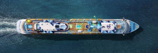 Odyssey of the Seas will set off on its inaugural cruise in November 2020