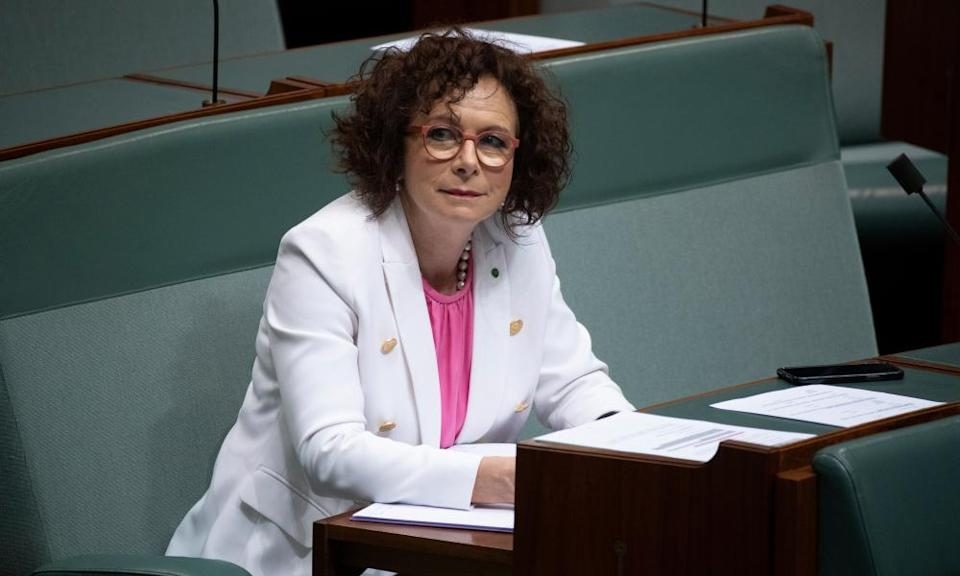Nationals MP Anne Webster won a defamation case against a conspiracy theorist who falsely accused her of being 'a member of a secretive paedophile network'.
