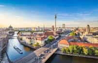 <p>The capital of Germany, Berlin, is full of history and is a perfect place to soak up some culture. Why not visit the Brandenburg Gate, go for dinner up the Berlin TV Tower, or visit some Berlin War ruins? </p>