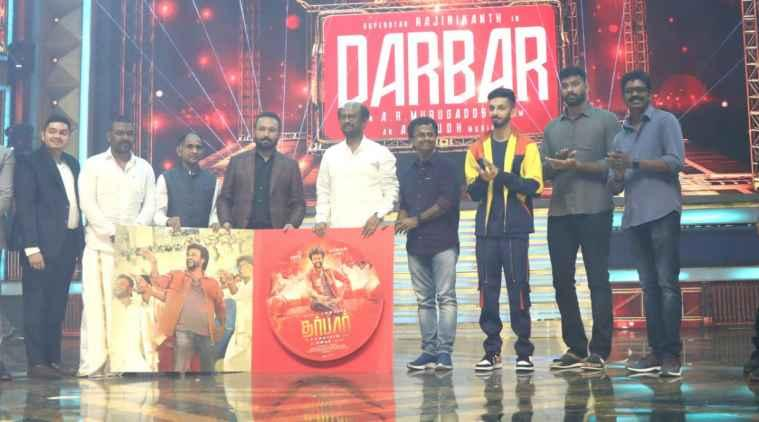 Darbar audio launch