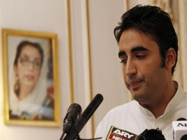Pakistan Peoples Party (PPP) chairperson Bilawal Bhutto Zardari