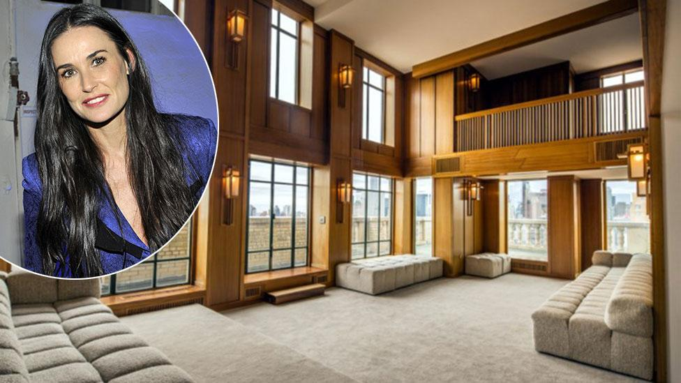 Demi Moore sells her NYC penthouse for $59m