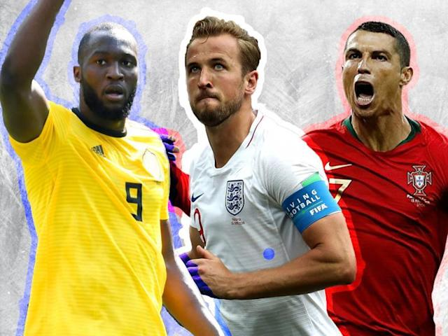 World Cup golden boot 2018: Harry Kane, Cristiano Ronaldo or Romelu Lukaku - who will win race to be top goal scorer?