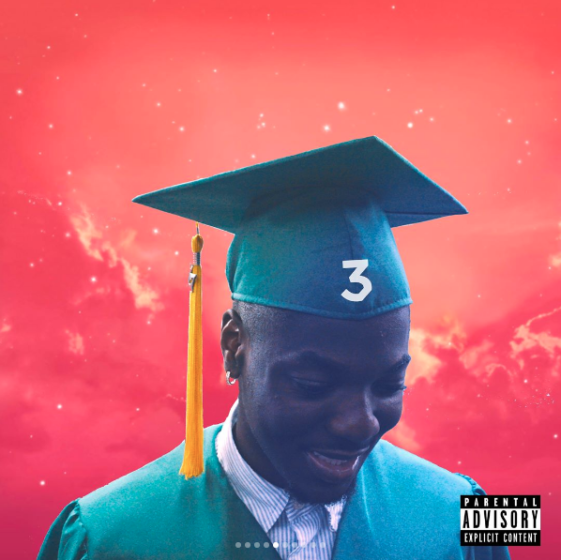 Graduate Honors Hip-Hop Greats By Recreating Their Album Covers In His Cap & Gown