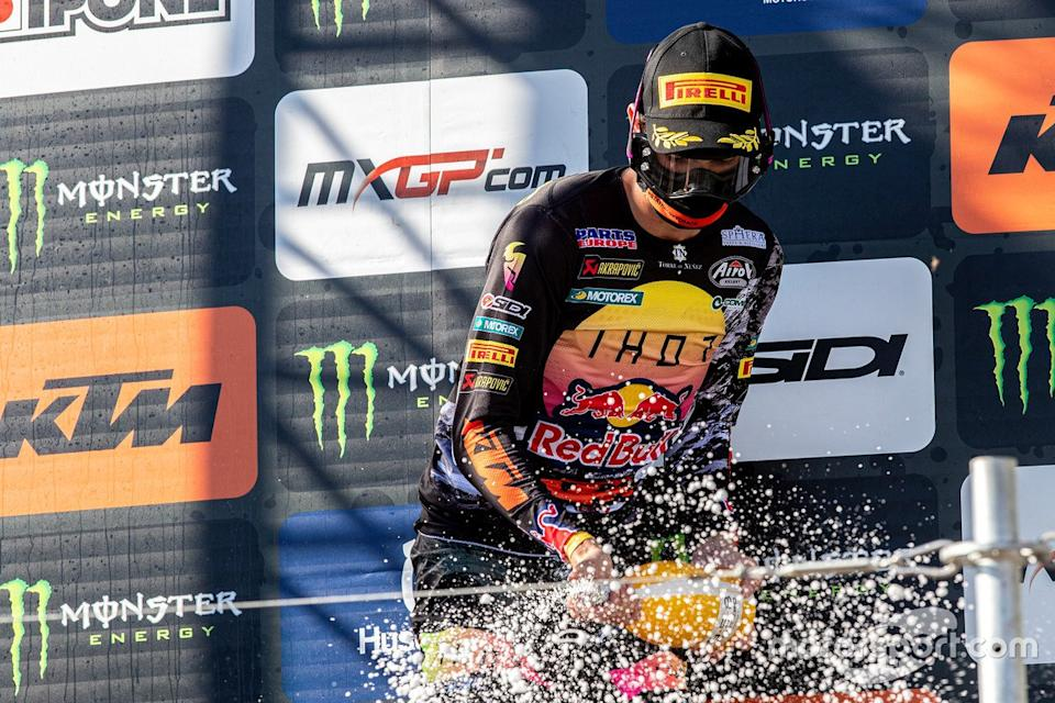 "Jorge Prado, Red Bull KTM Factory Racing<span class=""copyright"">Ray Archer</span>"