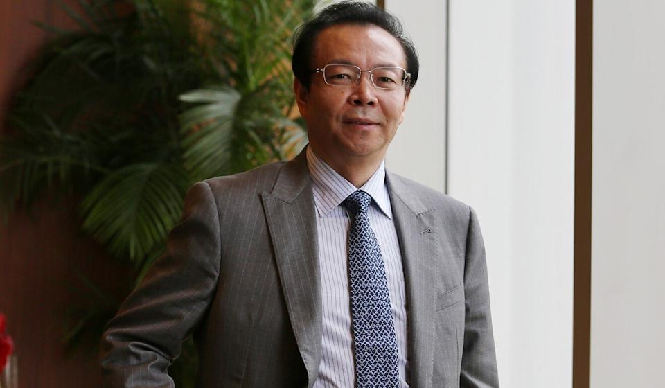 Lai Xiaomin was party secretary and chairman of China Huarong and director general of the People's Bank of China's banking supervision department. Photo: May Tse