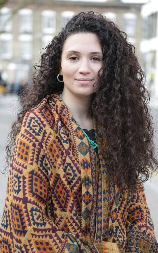Malia Bouattia, the outgoing president of NUS - Credit: Facebook